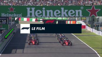 Le film de la course