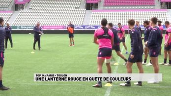 Stade Français, une lanterne rouge en quête de couleurs