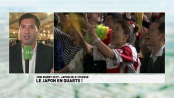 Le Japon en quarts !
