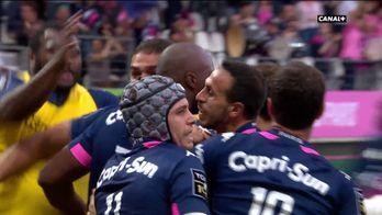Le superbe essai des Parisiens contre Toulon