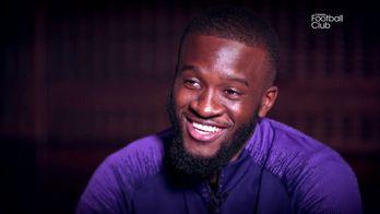 Interview de Tanguy Ndombele