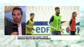 Giroud reste incontournable