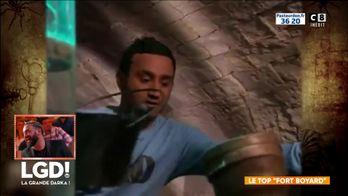 Quand Cyril Hanouna faisait l'épreuve des seaux dans Fort Boyard