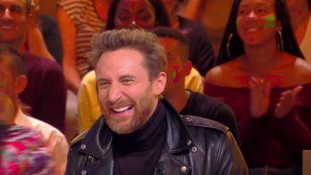 David Guetta, invité exceptionel de TPMP il y a un an