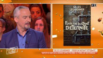 """Gilles Legardinier : """"Pour un instant d'éternité"""" Les similitudes entre le XIXe et le XXIe siècle"""