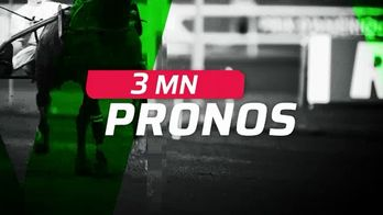 3 mn Pronos : 3 mn Pronos du 15/10/2019