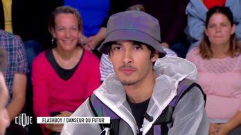 Flashboy : Danseur du futur