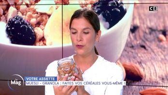 Muesli-Granola : faites vos céréales vous-même !