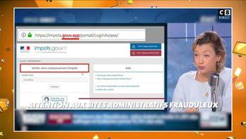 Un million de Français sont victimes de sites frauduleux pour payer leurs impôts