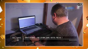 Smartphone : Un père espionne toute sa famille