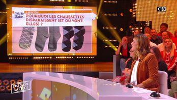 84 millions de chaussettes disparaissent chaque mois