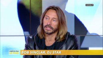 """Bob Sinclar : """"Être DJ, c'est l'art de gérer les énergies"""""""