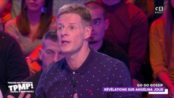 """Matthieu Delormeau : """"Angelina Jolie n'est pas une fille gentille"""""""