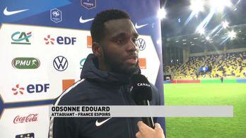 Edouard porte à nouveau les Bleuets