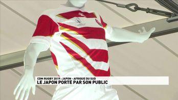 Le Japon porté par son public