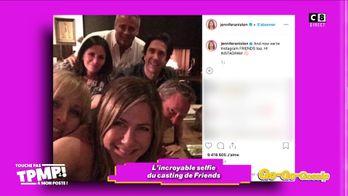 Jennifer Aniston : La photo la plus likée de l'histoire d'Instagram