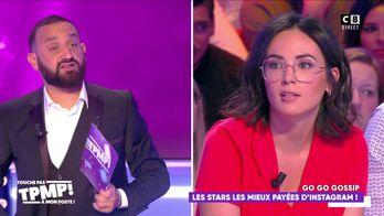 Agathe Auproux gagne entre 4000 et 6000 euros par post Instagram