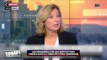 Ces personnalités qui boycottent CNews à cause de l'arrivée d'Eric Zemmour