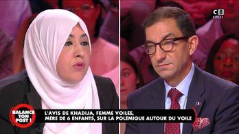 """Khadija, femme portant le voile : """"Le foulard, je ne le porte pas pour les hommes mais pour Dieu"""""""
