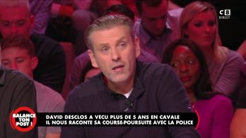 "David Desclos, ancien bandit : ""Je suis devenu ambulancier"""