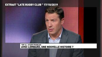 Stade Français : Avec Lombard, une nouvelle histoire ?