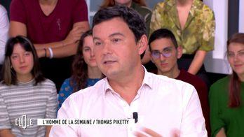 Thomas Piketty est l'homme de la semaine