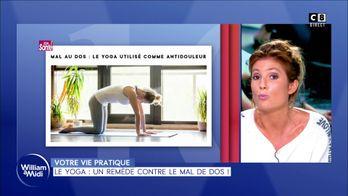 Le yoga : un remède contre le mal de dos !