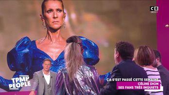 Céline Dion perd sa voix et raccourci son concert