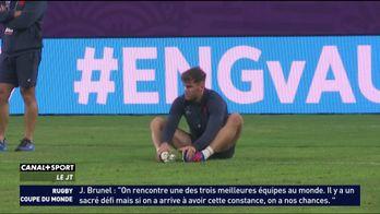 Coupe du Monde de Rugby- Dupont et Penaud dans le XV