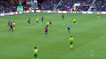 Le résumé de Bournemouth / Norwich