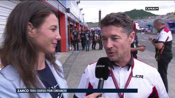 Lucho Cecchinello, directeur de Honda, sur l'arrivée de Johann Zarco