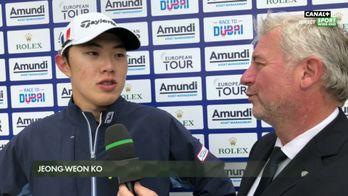 Weon Ko un jeune espoir français