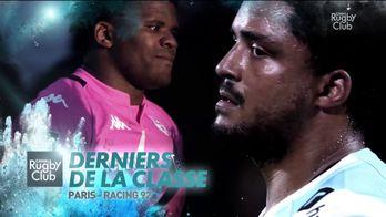 Paris - Racing 92 : derniers de la classe