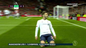 Le résumé de Manchester United / Liverpool Fc