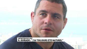"""G.Guirado : """"J'ai toujours été naturel"""""""