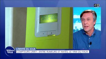 Invité du jour : Arnaud de Blauwe - Les compteurs Linky