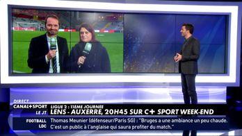 Lens / Auxerre : les dernières infos avant le match