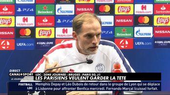 Bruges / PSG : le match piège ?