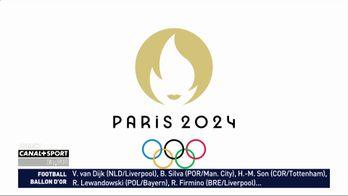 Le logo de Paris2024 dévoilé !