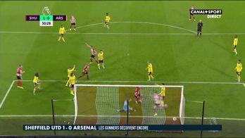 Le résumé de Sheffield United / Arsenal