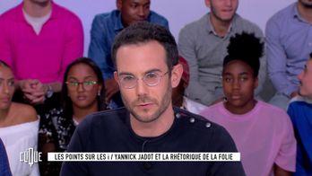 Yannick Jadot et la rhétorique de la folie