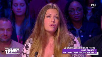 """Amandine, candidate pour devenir Miss : """"S'il fallait faire un 38, je ne me serai pas inscrite"""""""