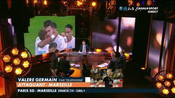 Valère Germain sur la valeur de l'effectif Marseillais cette saison