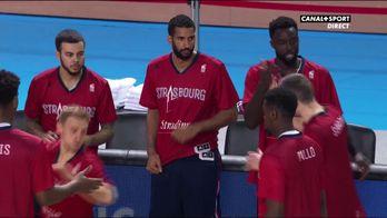 Basketball Champions League - Le résumé de Torun - Strasbourg