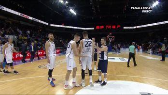 La victoire de la JDA Dijon face au Neptunas Klaipeda