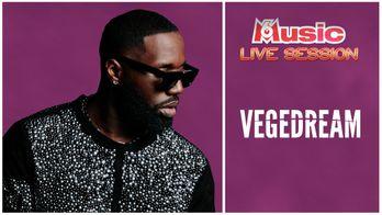 M6 music live session vegedream