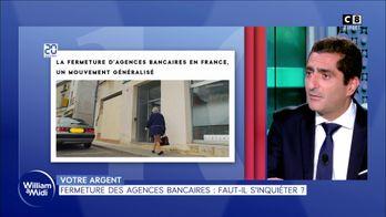 Fermeture des agences bancaires : faut-il s'inquiéter ?