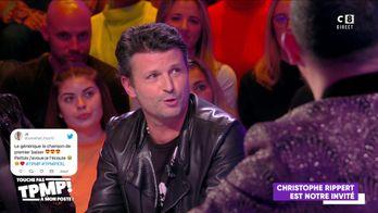 """Qu'est devenu Christophe Rippert l'acteur phare de la série """"Premiers Baisers"""""""