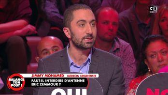 """Jimmy Mohamed raconte avoir reçu une lettre le traitant de """"bougnoule"""""""