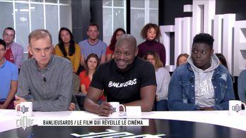 Clique avec Kery James , Bakary Diombera et Jean-François Marmion